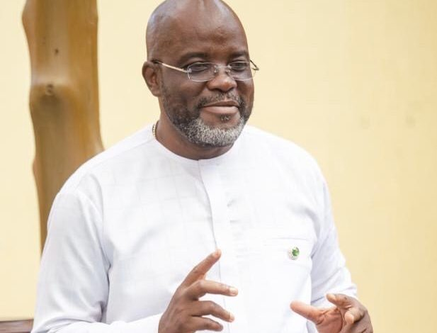 Wilfred Kwaku Osei (aka Palmer)