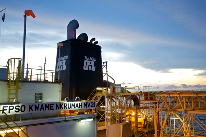 Tullow Oil FPSO Kwame Nkrumah