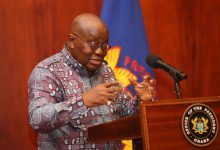 President Akufo-Addo addresses members of VADUG