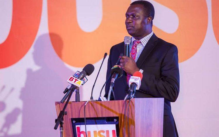Yaw Adutwum, Deputy Minister of Education