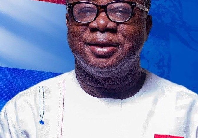 Freddie Blay, national chairman of the NPP
