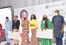 Photo of Government supports 69 young businesswomen with GHC533,000