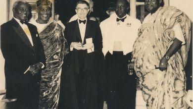 Founders' Day: J B Danquah and Nii Kwabena Bonney III