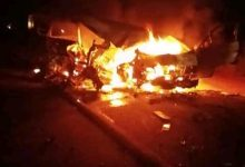 Photo of Four perish in Kumasi-Techiman accident