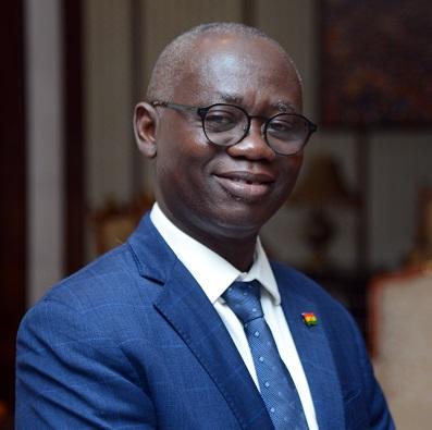 Professor Opoku-Amankwa
