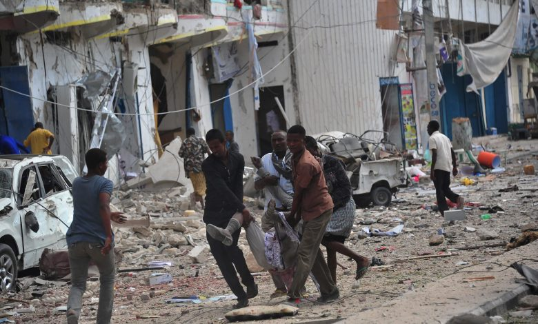Mogadishu hotel attack, Somalia