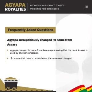 Agyapa Royalties explained 15