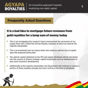 Agyapa Royalties explained 5