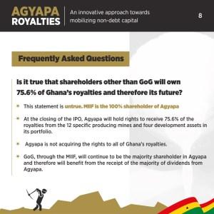 Agyapa Royalties explained 8