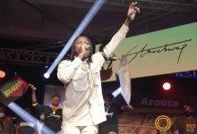"""Photo of Stonebwoy labels godfather Samini a """"sellout"""" at Asaase Sound Clash with Shatta Wale"""