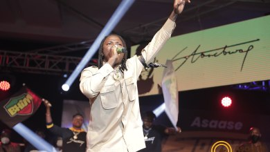 Asaase Sound Clash: Stonebwoy