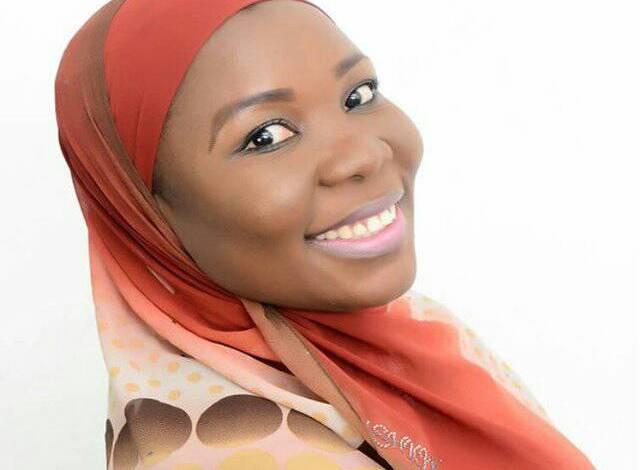 Fatimatu Abubakar. deputy comms director