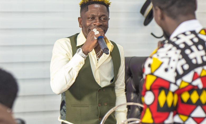 Shatta Wale on Rush Hour with Elvis Crystal