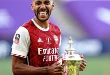 Photo of Super-Auba! Arsenal's Gabonese talisman to the rescue again