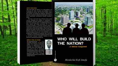 """Photo of Book review: """"Who Will Build the Nation?"""" by Kofi Amofa"""