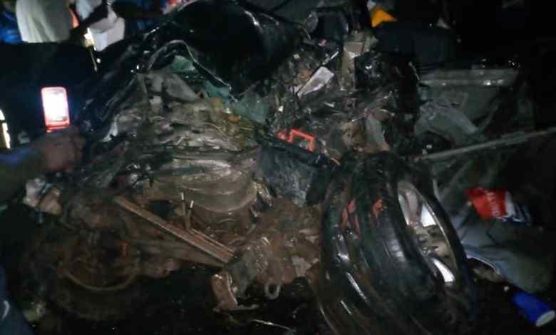 Car crash that killed Abu Kamara, NPP candidate, Yapei-Kusawgu, 16.10.2020