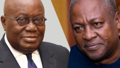 Photo of Election 2020: Ghanaians will disappoint you, Akufo-Addo to Mahama