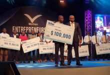 Alhassan Koligu wins the McDan Challenge