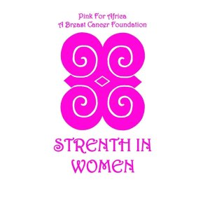 Breast Cancer Awareness: Pink for Africa logo