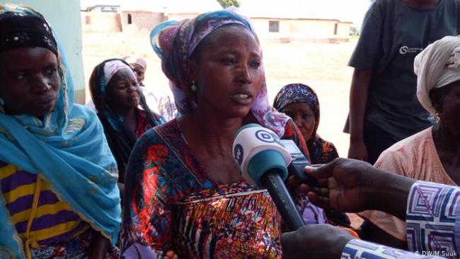 Ghanaian women talk about domestic violence