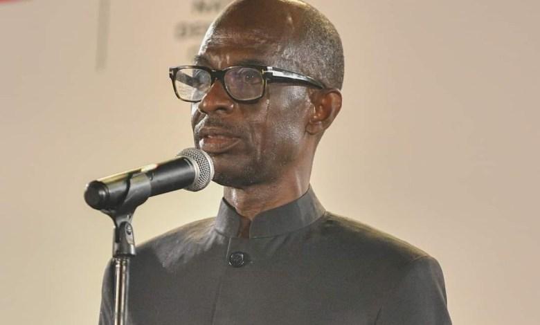 NDC General Secretary, Johnson Asiedu Nketiah