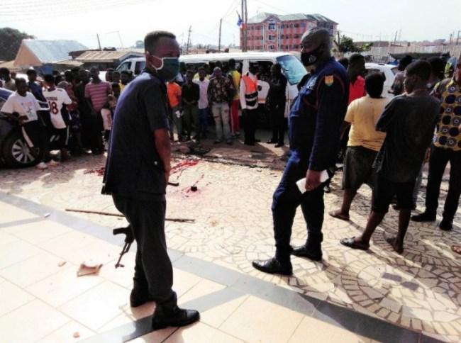 Kumasi shooting