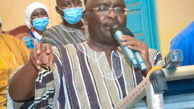 Photo of Free SHS: Ignore desperate Mahama, says Bawumia
