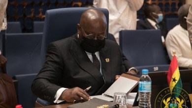 Photo of Akufo-Addo directs Finance Minister to return Agyapa deal to Parliament