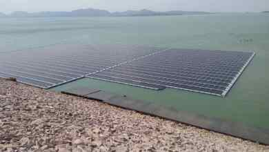 Photo of First phase of Bui 250MW hydro solar commissioned