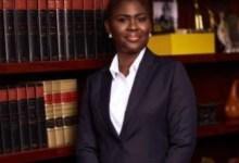 Managing Partner of Africa Legal Associates (ALA), Nana Adjoa Hackman