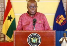 Akufo-Addo COVID-19 address