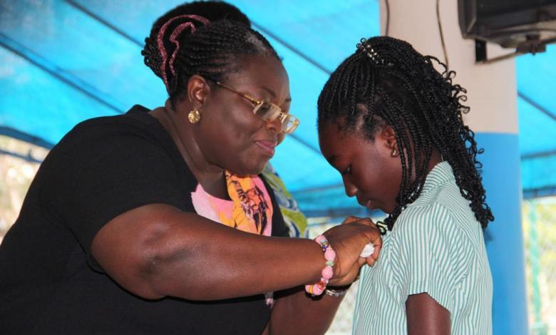 Mrs Dora Baah, Junior School Teacher at Ghana International School