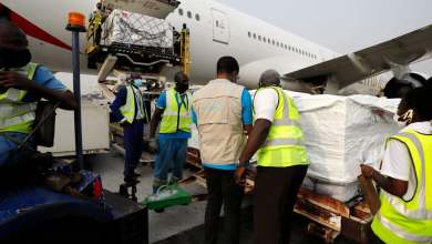 First consignment of COVAX COVID-19 vaccines arrives in Ghana