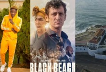 Shatta Wale's 'Ayoo' and 'My level' featured in Black Beach