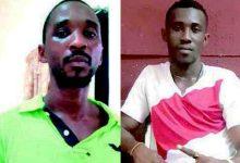 Takoradi missing girls suspects