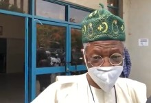 Lai Mohammed, Information Minister Nigeria