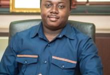 Assin South MP Rev John Ntim Fordjour