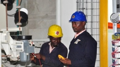 ECG staff on disconnection