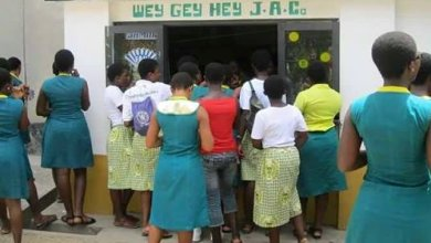 Wesley Girls Senior High School