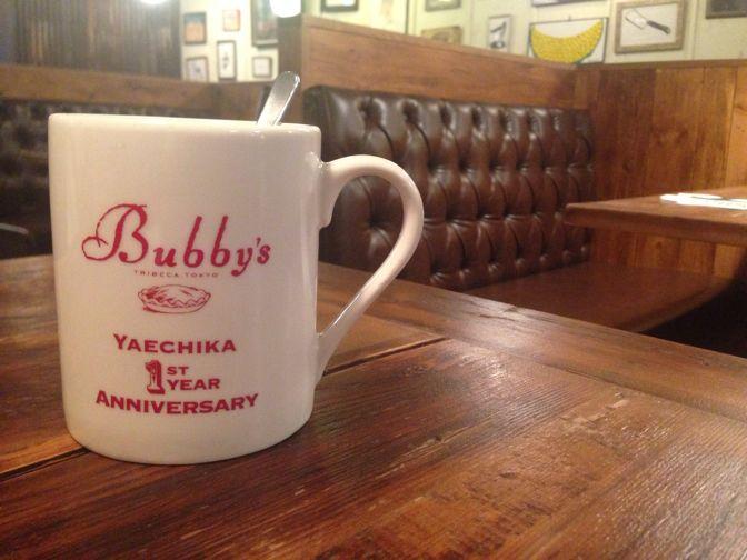 Bubby'sヤエチカのカップ