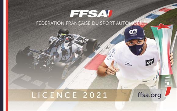 FFSA Licence 2021