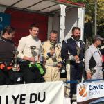 Podium VHC du Rallye Montbrisonnais 2021