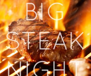 Every Wednesday - Big-Steak-Night at Asado's / best Steakhouse of Tyrol