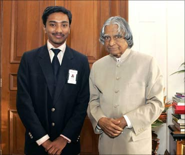 The Youngest Indian CEO - very inspirational