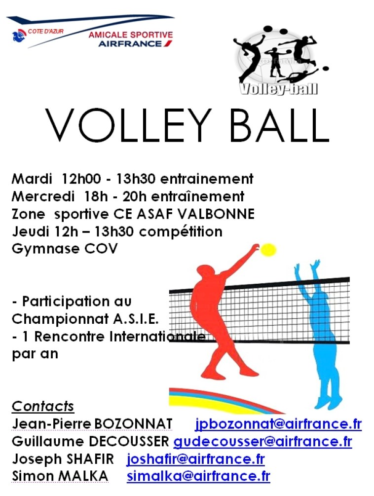 Volley CA