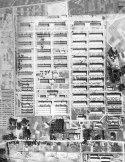 昭和19年夏〜秋頃 被服廠の詳細な空中写真