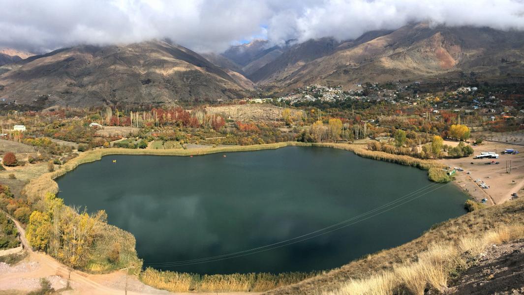 Lago de Ovan