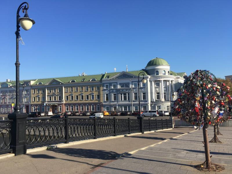 De Moscú a Shiryaevo