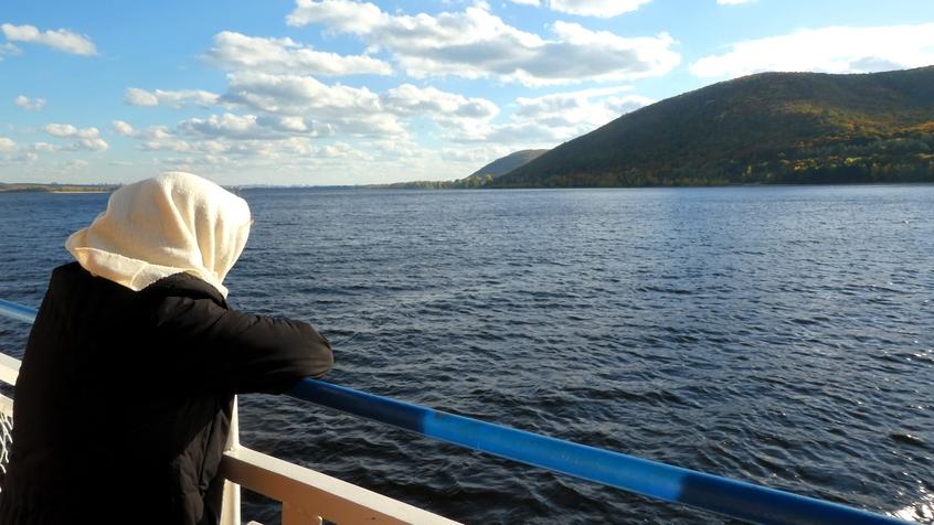 Paseo por el Volga