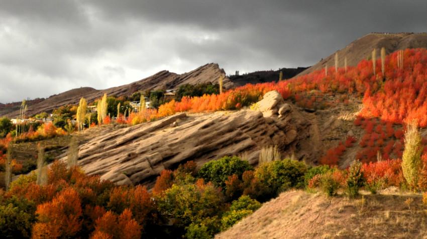 que ver en Iran - Gazor Khan - Alamut Valley - Qazvín